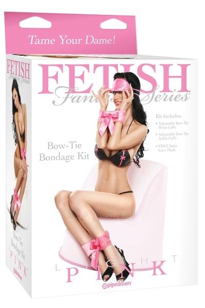 Fetish Fantasy Series Bow-Tie Bondage Kit Paveikslėlis 1 iš 1 25140911000047