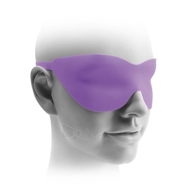 FF Elite Silikoninė fantazijų kaukė - Purpurinė Paveikslėlis 1 iš 5 25140919000052