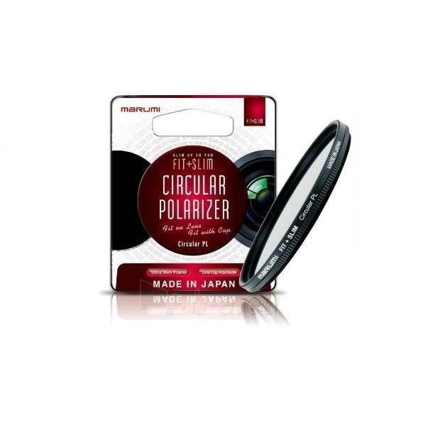 Filtras Marumi FIT + SLIM Circular PL 49mm Paveikslėlis 1 iš 1 250222043416