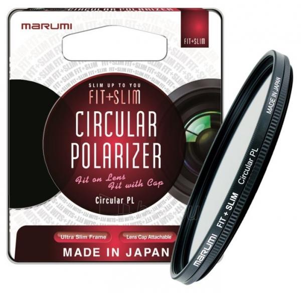 Objektyvo filtras Filtras Marumi FIT + SLIM Circular PL 82mm Paveikslėlis 1 iš 1 250222043423
