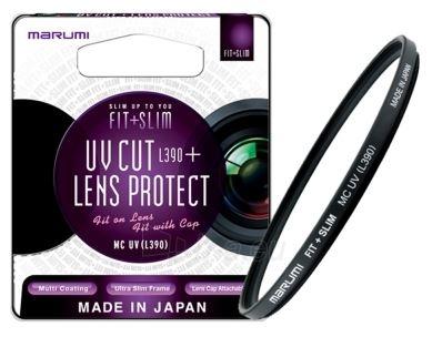 Objektyvo filtras Filtras Marumi FIT + SLIM MC UV 67mm Paveikslėlis 1 iš 1 250222043428