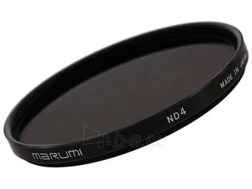 Objektyvo filtras Filtras Marumi MC-ND4X 77 mm Paveikslėlis 1 iš 1 250222043441