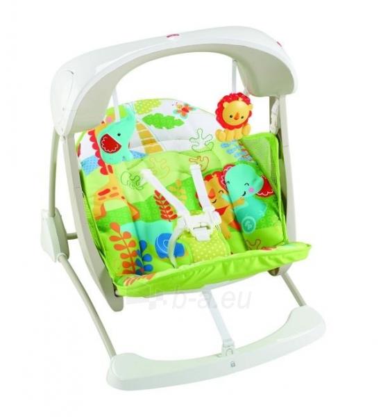 73885fbe8 Fisher Price nešiojama kėdutė sūpynė CCN92 Paveikslėlis 1 iš 5 310820024536