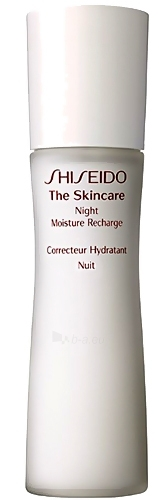 Šķidrums Shiseido THE SKINCARE Night Moisture Recharge Cosmetic 75ml Paveikslėlis 1 iš 1 250840500241