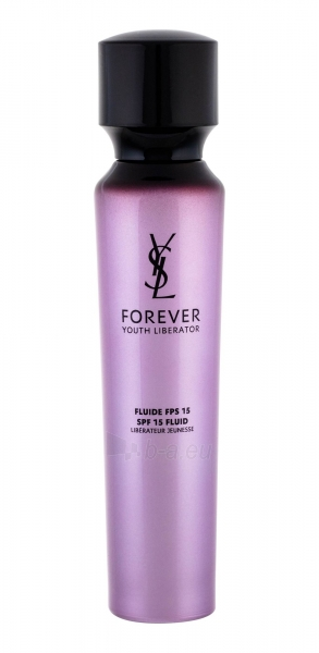 Šķidrums Yves Saint Laurent Forever Youth Liberator Fluide SPF15 Cosmetic 50ml Paveikslėlis 1 iš 1 250840500455