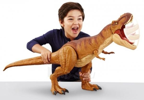 FMM63 Mattel Jurassic World Super Colossal Tyrannosaurus Rex Paveikslėlis 1 iš 6 310820252905