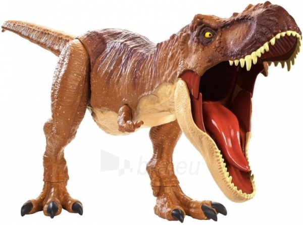 FMM63 Mattel Jurassic World Super Colossal Tyrannosaurus Rex Paveikslėlis 2 iš 6 310820252905
