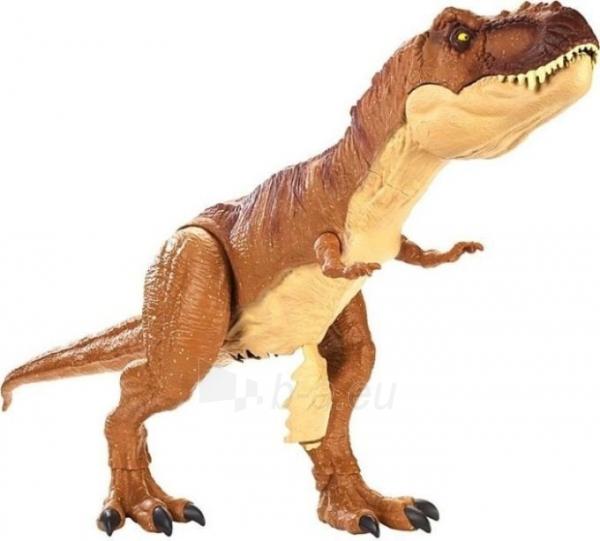 FMM63 Mattel Jurassic World Super Colossal Tyrannosaurus Rex Paveikslėlis 4 iš 6 310820252905