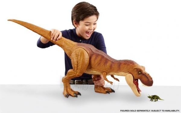 FMM63 Mattel Jurassic World Super Colossal Tyrannosaurus Rex Paveikslėlis 5 iš 6 310820252905