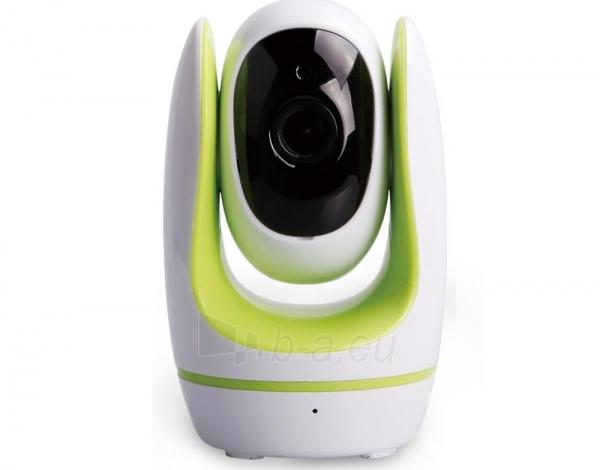Foscam Baby Monitor IP camera FOSBABY-GREEN WLAN 2.8mm H.264 720p Plug&Play Paveikslėlis 1 iš 6 30024800199