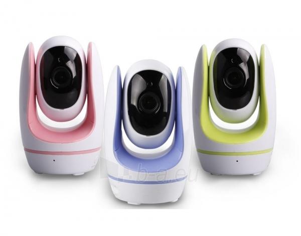 Foscam Baby Monitor IP camera FOSBABY-GREEN WLAN 2.8mm H.264 720p Plug&Play Paveikslėlis 6 iš 6 30024800199