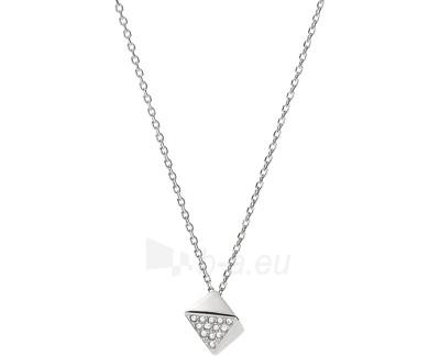 Fossil Jemný ocelový náhrdelník s přívěskem JF02000040 Paveikslėlis 1 iš 1 310820041500