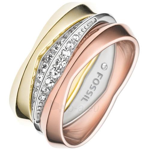 Fossil plieninis žiedas 3v1 JF02019998 (Dydis: 56 mm) Paveikslėlis 1 iš 2 310820023196