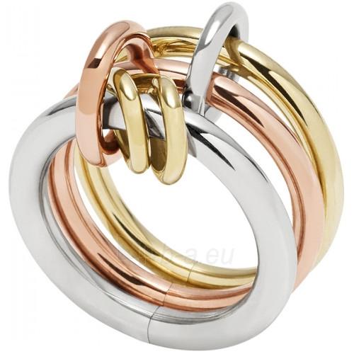 Fossil plieninis žiedas JF01827998 (Dydis: 57 mm) Paveikslėlis 1 iš 2 310820023194