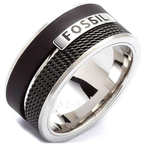Fossil žiedas JF86390040 (Dydis: 62 mm) Paveikslėlis 1 iš 2 310820042444