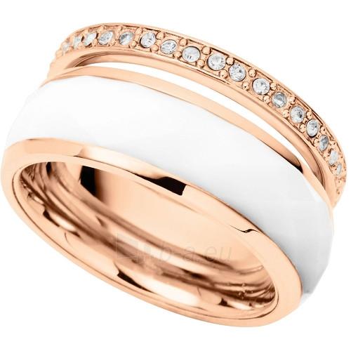 Fossil ring White Rondeles JF01123791 (Dydis: 53 mm) Paveikslėlis 1 iš 1 310820041483
