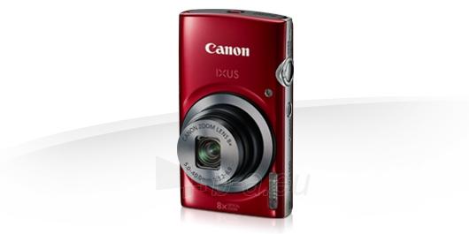 Digital camera Bundle CANON IXUS 160 EU23 red (B) + 8GB Paveikslėlis 1 iš 1 310820010921