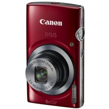 Fotoaparatas Canon Digital IXUS 160 Red Paveikslėlis 1 iš 4 250222021693