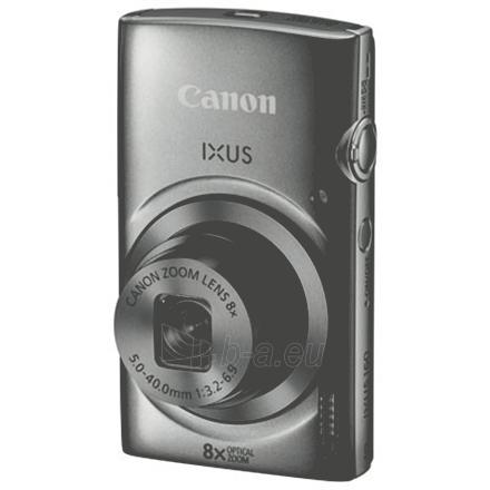 Fotoaparatas Canon Digital IXUS 160 Silver Paveikslėlis 2 iš 5 250222021696