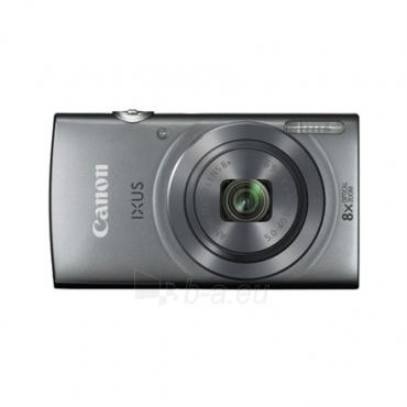 Fotoaparatas Canon Digital IXUS 160 Silver Paveikslėlis 3 iš 5 250222021696