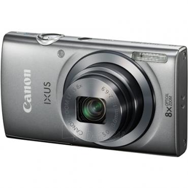 Fotoaparatas Canon Digital IXUS 160 Silver Paveikslėlis 4 iš 5 250222021696