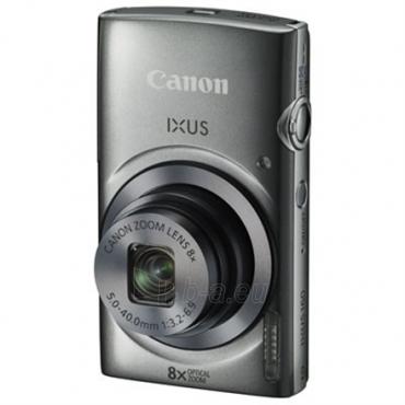 Fotoaparatas Canon Digital IXUS 160 Silver Paveikslėlis 5 iš 5 250222021696