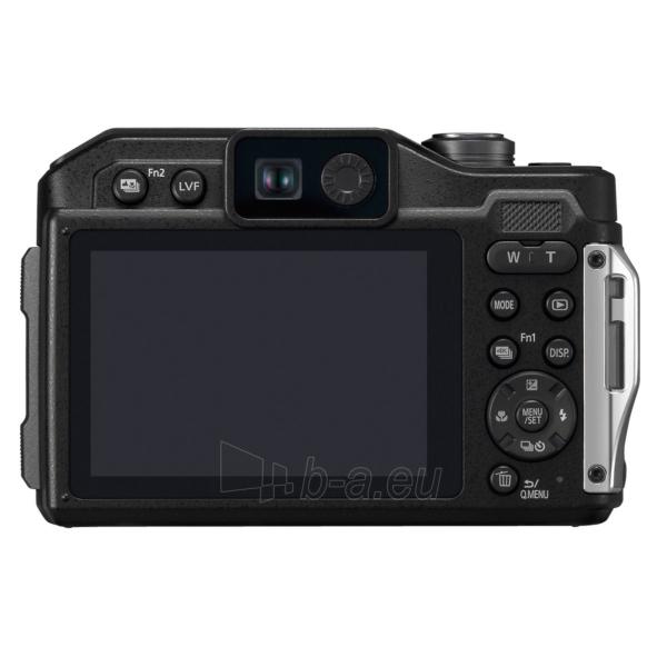 Fotoaparatas DC-FT7EP-K Paveikslėlis 2 iš 3 310820217361