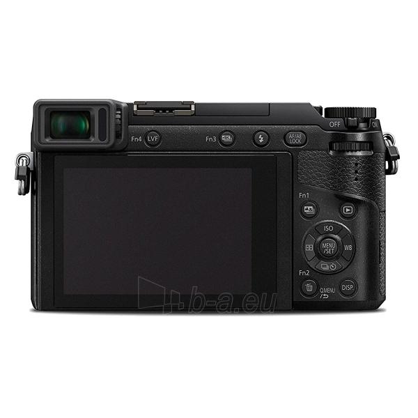 Fotoaparatas DMC-GX80KEG-K Paveikslėlis 2 iš 4 310820217344