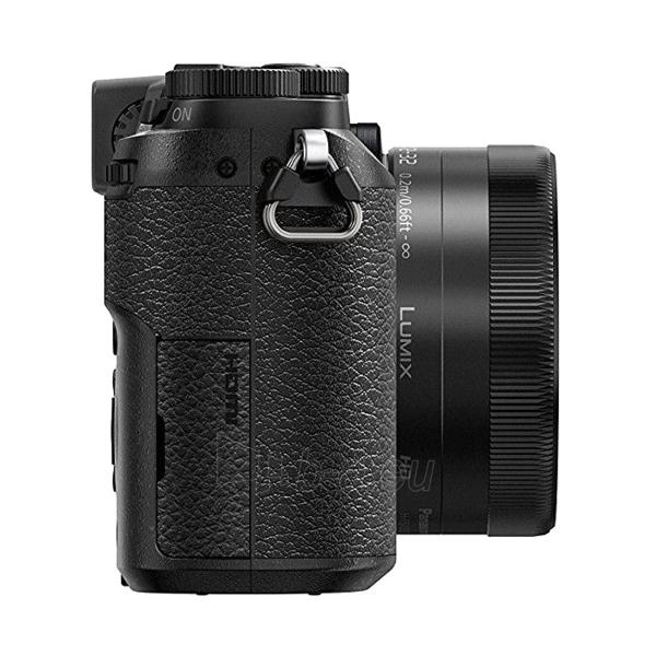 Fotoaparatas DMC-GX80KEG-K Paveikslėlis 3 iš 4 310820217344