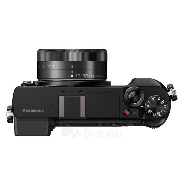 Fotoaparatas DMC-GX80KEG-K Paveikslėlis 4 iš 4 310820217344