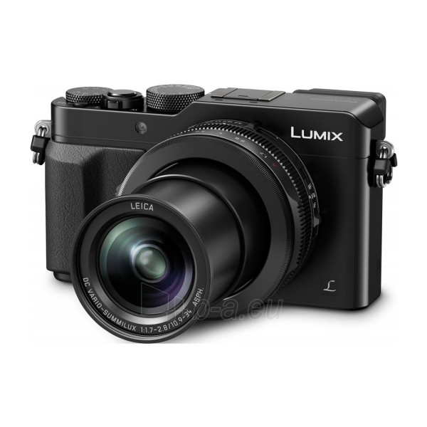 Fotoaparatas DMC-LX100EPK Paveikslėlis 1 iš 4 310820217347