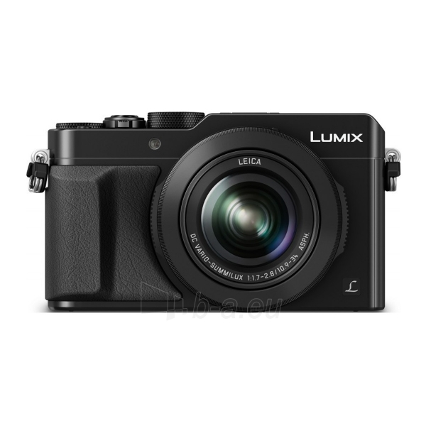 Fotoaparatas DMC-LX100EPK Paveikslėlis 2 iš 4 310820217347