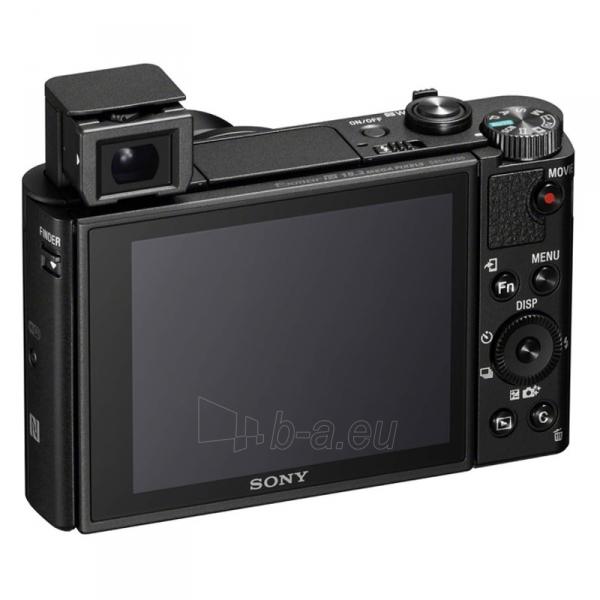 Fotoaparatas DSC-HX99B Paveikslėlis 2 iš 4 310820217179