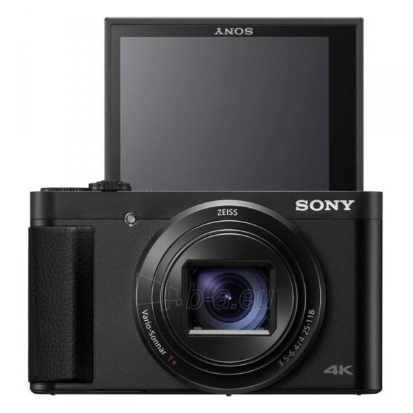 Fotoaparatas DSC-HX99B Paveikslėlis 3 iš 4 310820217179