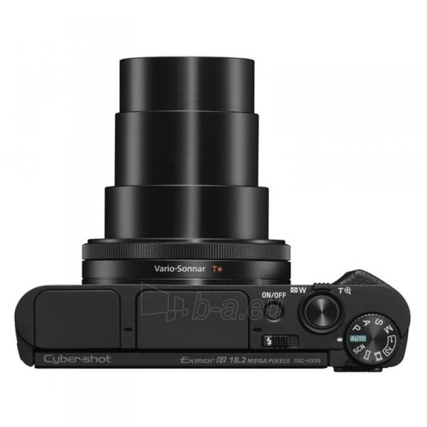 Fotoaparatas DSC-HX99B Paveikslėlis 4 iš 4 310820217179