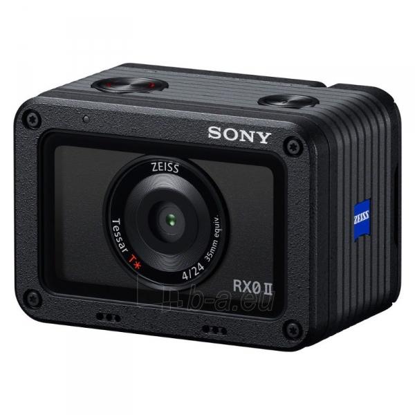Fotoaparatas DSC-RX0M2G Paveikslėlis 3 iš 6 310820217358