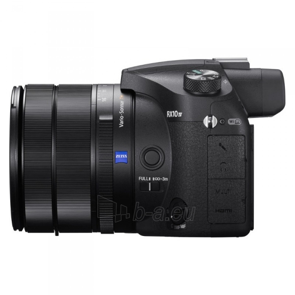 Fotoaparatas DSC-RX10M4 Paveikslėlis 5 iš 5 310820217370