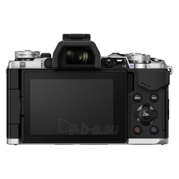 Fotoaparatas E-M5 MarkII 14-150 Silver/Black Paveikslėlis 4 iš 4 310820217367