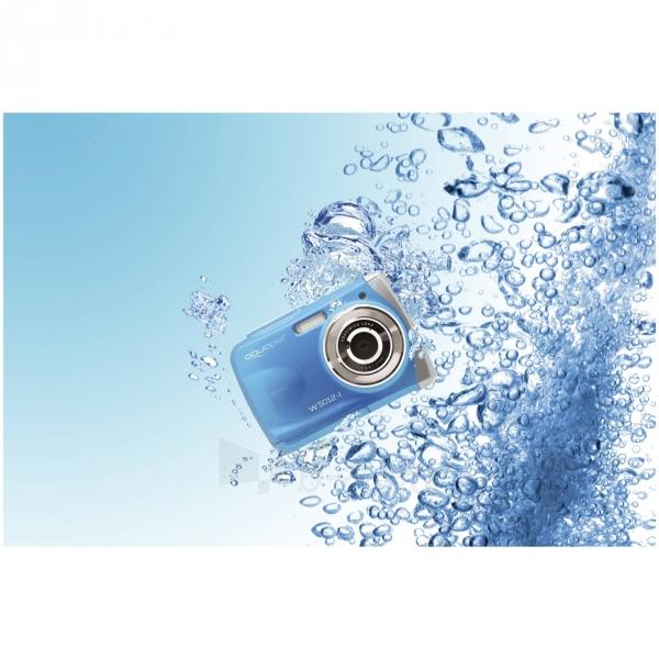 Fotoaparatas Easypix AquaPix W5012-I Splash iceblue 10087 Paveikslėlis 3 iš 10 310820215818