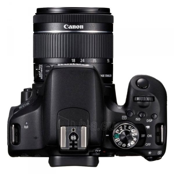 Fotoaparatas EOS 800D+18-55 IS STM Paveikslėlis 3 iš 5 310820163524