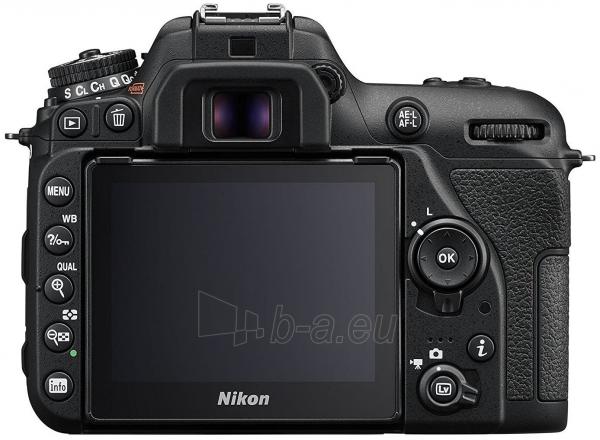 Fotoaparatas Nikon D7500 + AF-S DX 18-140mm f/3.5-5.6G ED VR Paveikslėlis 3 iš 5 310820152362