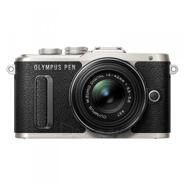 Digital camera Olympus E-PL8 1442IIR Kit blk/blk Paveikslėlis 1 iš 5 310820226383