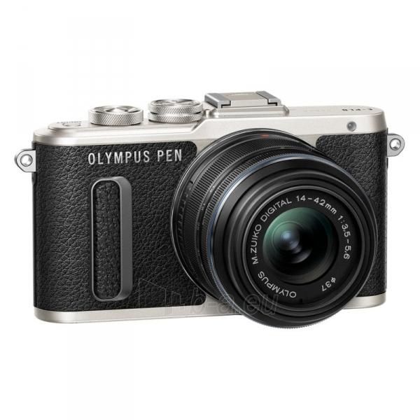 Digital camera Olympus E-PL8 1442IIR Kit blk/blk Paveikslėlis 3 iš 5 310820226383
