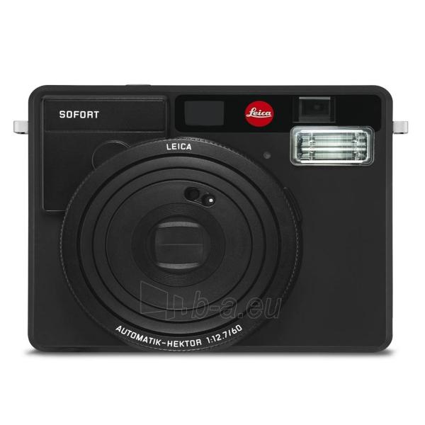 Fotoaparatas Sofort Melns Paveikslėlis 1 iš 4 310820217366