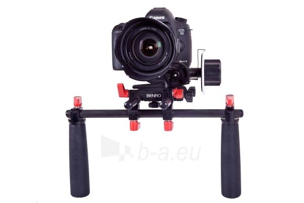 Fotoaparato tvirtinimo mechanizmas Benro DSLR rig DV60C Paveikslėlis 1 iš 4 2502220409001369