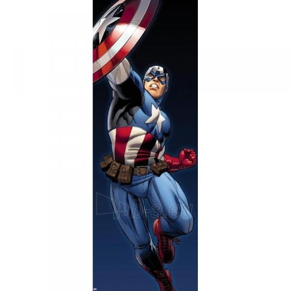 Fototapetas Komar 1-431 Captain America Paveikslėlis 1 iš 1 30110100112