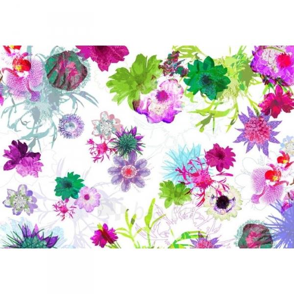 Fototapetas Komar 8-911 Wellness/Floral, 368 × 254 cm Paveikslėlis 1 iš 1 30110100126