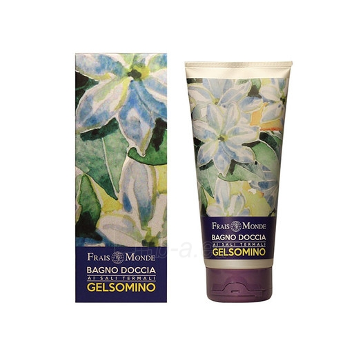 Frais Monde Bath Foam Thermal Salts Jasmine Cosmetic 200ml Paveikslėlis 1 iš 1 250897000096