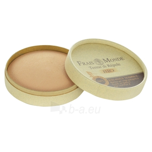 Frais Monde Bio Compact Baked Powder Cosmetic 10g Nr.2 Paveikslėlis 1 iš 1 250873300525