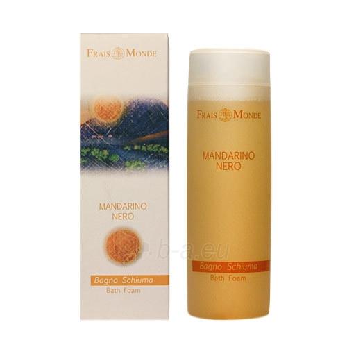 Frais Monde Black Mandarin Bath Foam Cosmetic 200ml Paveikslėlis 1 iš 1 250897000098
